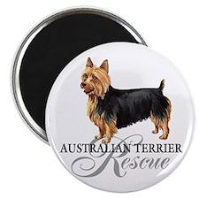 Australian Terrier Rescue Magnet
