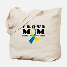 DS Proud Mom Tote Bag