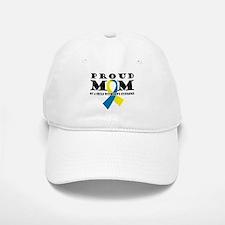 DS Proud Mom Baseball Baseball Cap