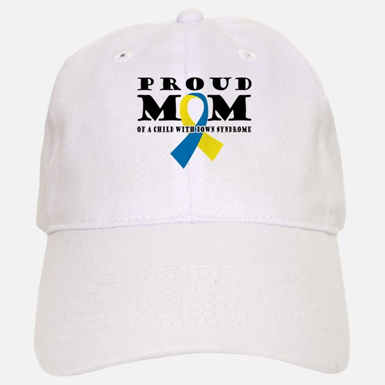 DS Proud Mom Baseball Baseball Cap