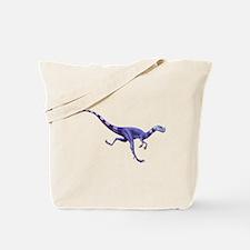 Oviraptor Raptor Dinosaur Tote Bag