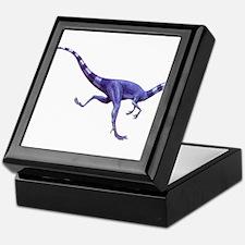 Oviraptor Raptor Dinosaur Keepsake Box