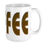 Self Guarding Coffee Mug Large Mug