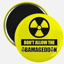 """Obamageddon 2.25"""" Magnet (100 pack)"""