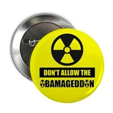 "Obamageddon 2.25"" Button (100 pack)"