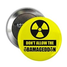 "Obamageddon 2.25"" Button"
