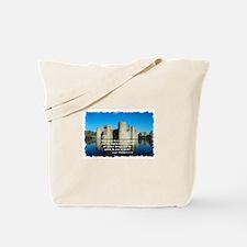 Seek His Kingdom Tote Bag