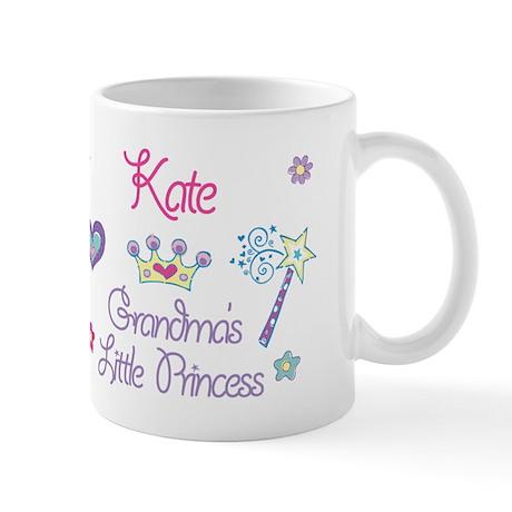 Kate - Grandma's Princess Mug