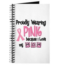 Proudly Wearing Pink 2 (Mom) Journal