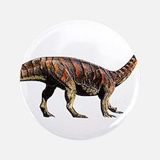 """Plateosaurus Jurassic Dinosaur 3.5"""" Button"""