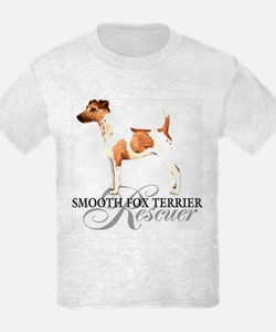 Smooth Fox Terrier Rescue T-Shirt