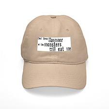 Must Throw Hammer Baseball Cap