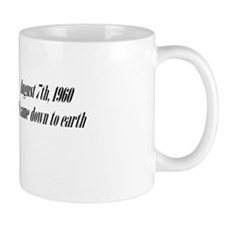 David Duchovny Brithday Mug