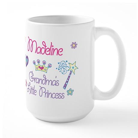 Madeline - Grandma's Princess Large Mug