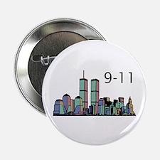 World Trade Center 9-11 Button