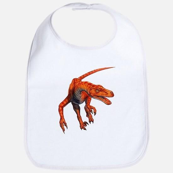 Velociraptor Raptor Dinosaur Bib