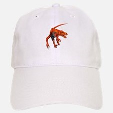 Velociraptor Raptor Dinosaur Baseball Baseball Cap