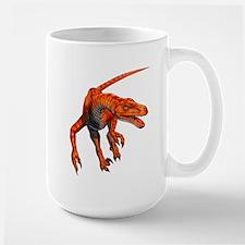 Velociraptor Raptor Dinosaur Mug