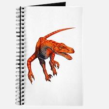Velociraptor Raptor Dinosaur Journal