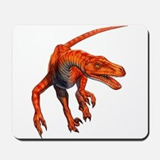 Velociraptor Raptor Dinosaur Mousepad