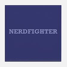 Nerdfighter - Tile Coaster