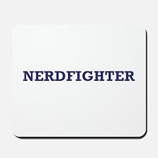 Nerdfighter - Mousepad