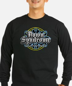 Down Syndrome Tribal T