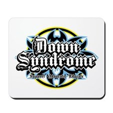 Down Syndrome Tribal Mousepad