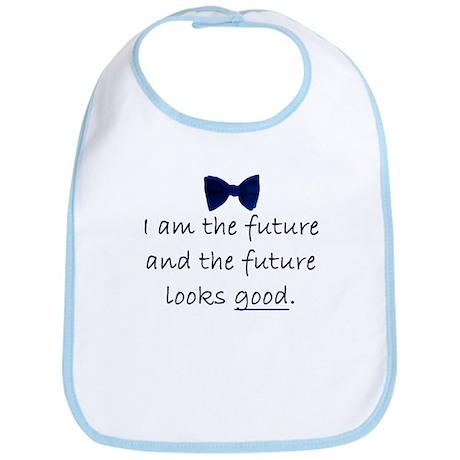 Future Looks Good Bib