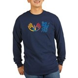 Colombia Long Sleeve T-shirts (Dark)