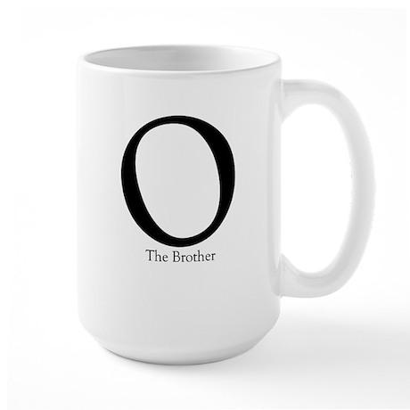 Obama, The Brother Large Mug