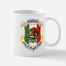 Federales Mug