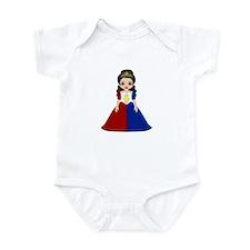 Little Miss Philippines Infant Bodysuit