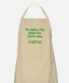 Apple A Day BBQ Apron