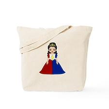 Philippine Princess Tote Bag