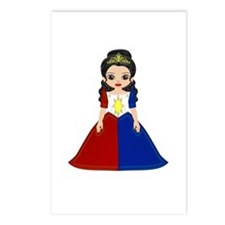 Philippine Princess Postcards (Package of 8)