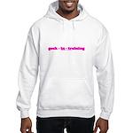 Geek In Training Hooded Sweatshirt