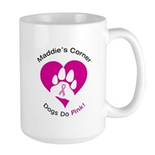 Dogs Do Pink! Mug