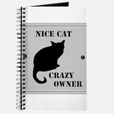 Nice Cat Journal