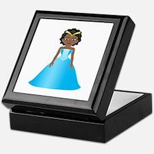 Princess Ebony Keepsake Box