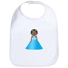 Princess Ebony Bib