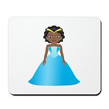 Princess Ebony Mousepad