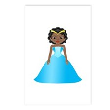 Princess Ebony Postcards (Package of 8)