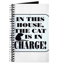 Cat in Charge Journal