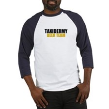 Taxidermy Beer Team Baseball Jersey