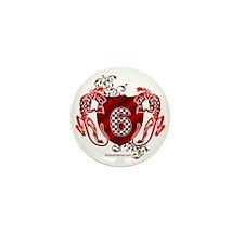 RaceFashion.com Mini Button