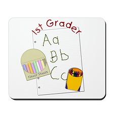 First Grader Mousepad
