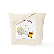First Grader Tote Bag
