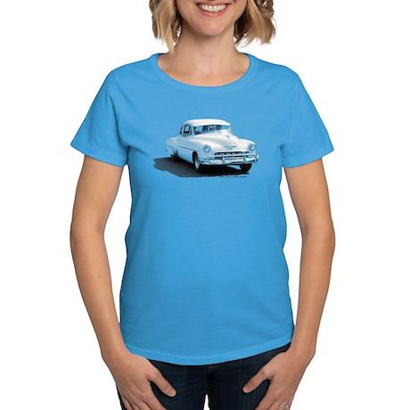 52 Chevy Deluxe 2 Women's Dark T-Shirt