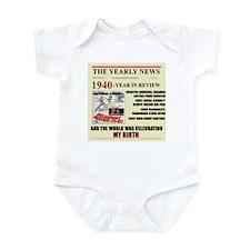 1940-birth Infant Bodysuit